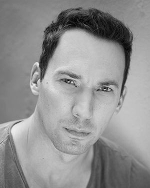 David Caves Headshot
