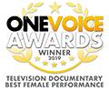 One Voice Awards 2019 Winner Badge