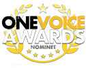 One Voice Awards Nominee Badge